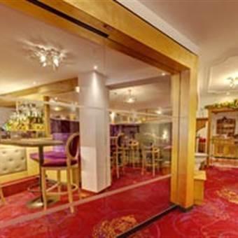 Zentralbereich im Hotel